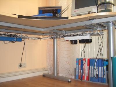 nachdem mir mein vater gestern abend noch ein paar ben tigte kabel. Black Bedroom Furniture Sets. Home Design Ideas